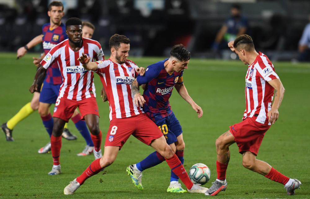レーティング: バルセロナ 2-2 アトレティコ・マドリー《ラ・リーガ ...