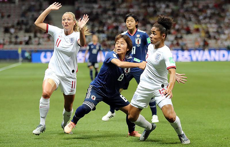 イングランドに完敗のなでしこジャパンは2位通過 ラウンド16は