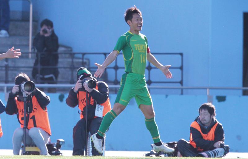 帝京 長岡 高校 サッカー 部