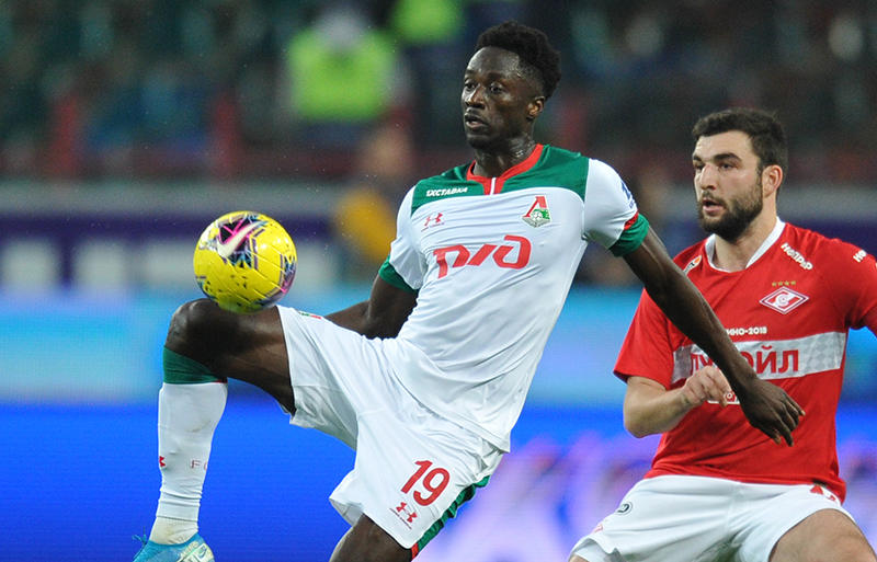 ロコモティフ・モスクワがポルトガル代表FWエデルと契約延長 4選手が新 ...