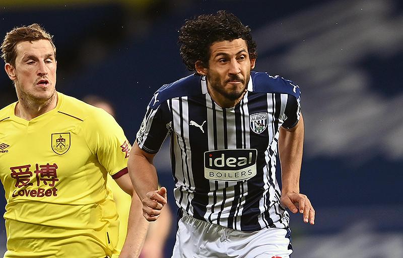 WBA、エジプト代表CBヘガジがアル・イテハドに移籍!【超ワールドサッカー】