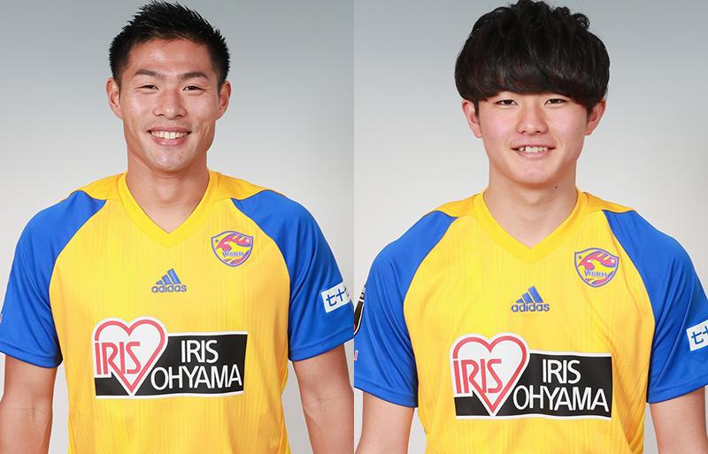 仙台が赤﨑秀平&田中渉と契約更新 赤﨑は2020シーズン公式戦12試合出場で1得点