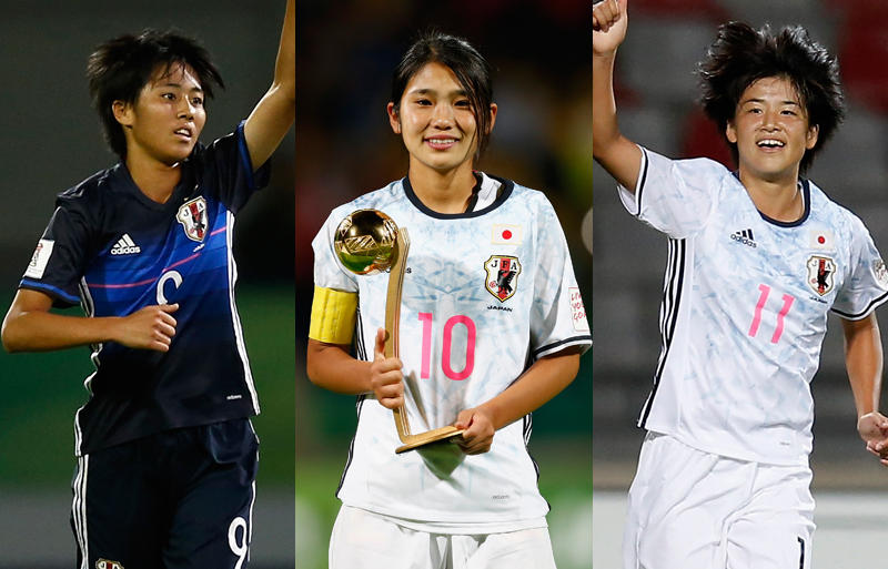 アンダー 17 サッカー 日本 代表